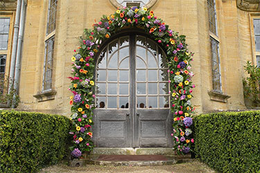 Arch, Minterne House